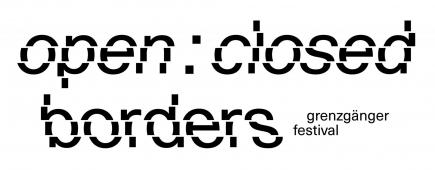 Logo open closed borders (c) Paul Spehr