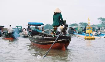 Floating Market © Marco Lehmbeck